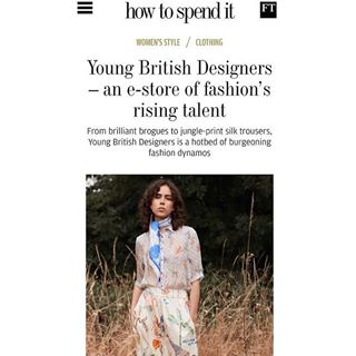 2020632091934558062_15895109 @youngbritishdesigners.com_ on Instagram