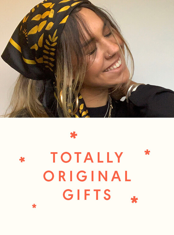 Gifts you won't find anywhere else