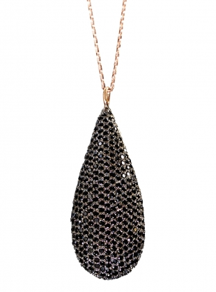 Moet Necklace - last one by Maha Lozi