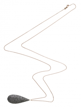 Young British Designers: Moet Necklace - last one by Maha Lozi