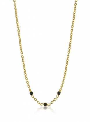 SPOTLIGHT CHAIN PENDANT by Maya Magal