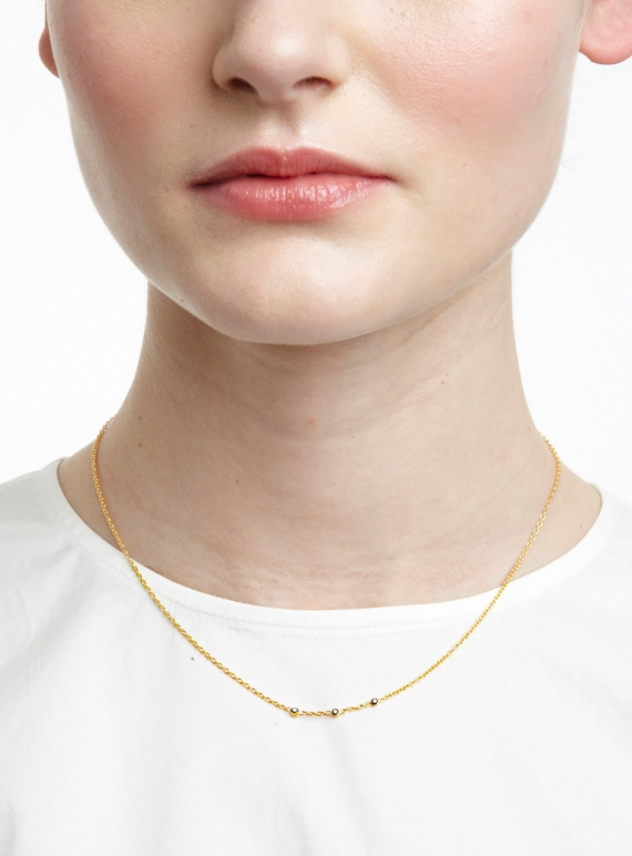 Young British Designers: SPOTLIGHT CHAIN PENDANT by Maya Magal