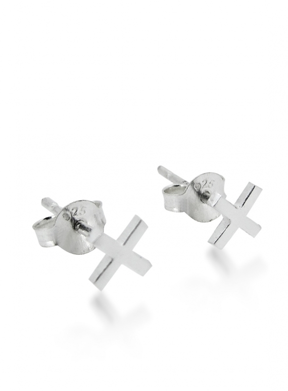 Young British Designers: KISSES STUDS IN SILVER - sold out by Maya Magal