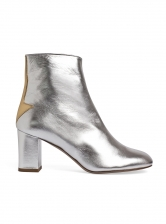 SILVER LINING ANKLE BOOTS