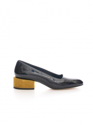 UMA LOAFER, MIDNIGHT (Last Pair) by Dear Frances