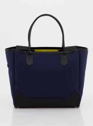 Young British Designers: The SHIBURA Tote in Blueberry by Jam Love London