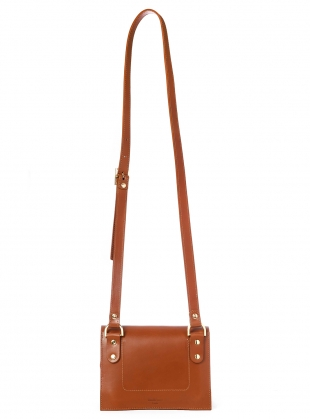 Young British Designers: CHARLIE Box in Tan Leather by Danielle Foster