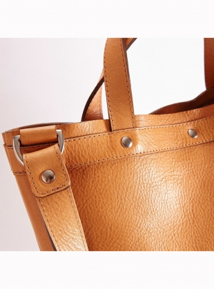 Young British Designers: BARBARY Tote- Nude by M.Hulot