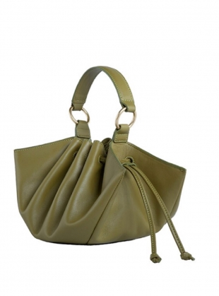BAYS MINI BAG in Olive Green- last one by Eudon Choi