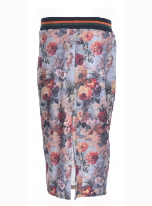 Young British Designers: Andrea's Old Carpet Tube Skirt - last one by Simeon Farrar