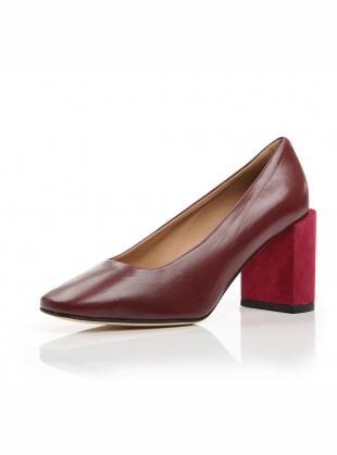 Young British Designers: NINA PUMP in BORDEAUX by Dear Frances