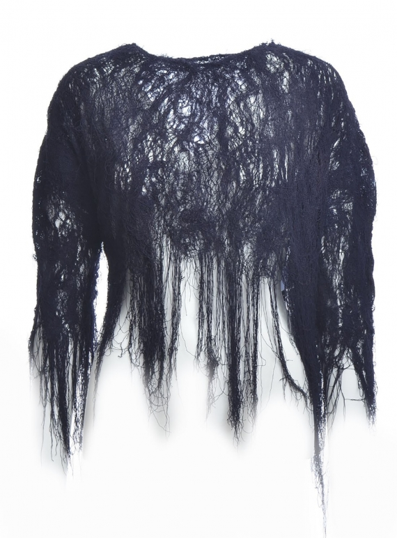 Young British Designers: Yarn Painted Roundsleeve Jumper - sold out by Faustine Steinmetz