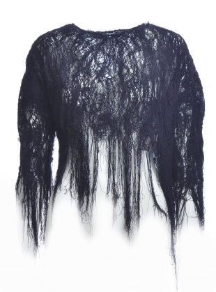 Yarn Painted Roundsleeve Jumper - last one by Faustine Steinmetz