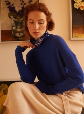 Le Week-end' Cashmere Roll-Neck Jumper