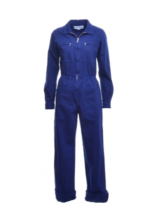 DANNY Boilersuit in Cobalt Blue by LF Markey