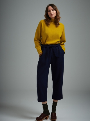 Malin Tie Waist Trousers - Last pair by SIDELINE