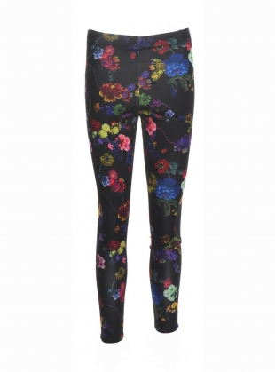 MARGATE LEGGINGS in Gothic Floral - Last pair (XS) by Klements