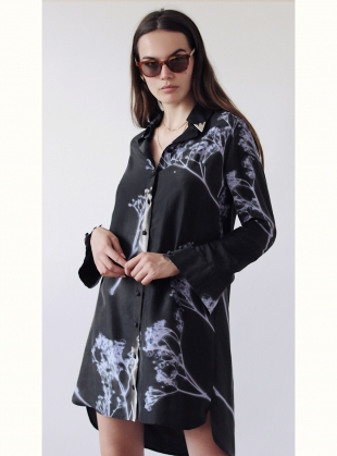 GYPSOPHILA ISOBEL Shirt Dress by Florence Bridge