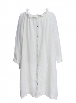 Softened Linen Reversible Wendy Dress by Lemuel MC