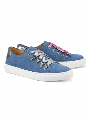 TOUGH LOVE SNEAKER in Denim by Rogue Matilda