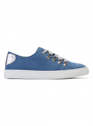 TOUGH LOVE SNEAKER in Denim - Last pair (36) by Rogue Matilda
