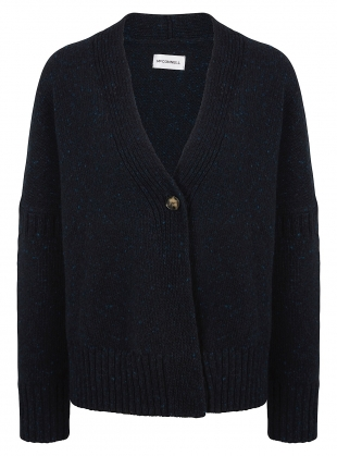 Cashel Cardigan in Midnight - BACK IN STOCK by McConnell