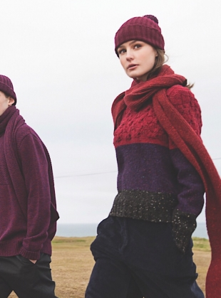 Bundoran Sweater - last one (S) by McConnell