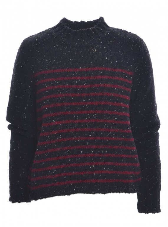 Young British Designers: Carrick Stripe Sweater  by McConnell