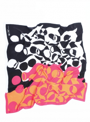 SISTERS SILK SCARF by Natalie B Coleman