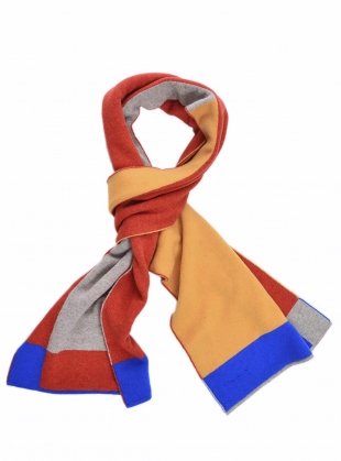 Young British Designers: ORLA SCARF by SIDELINE