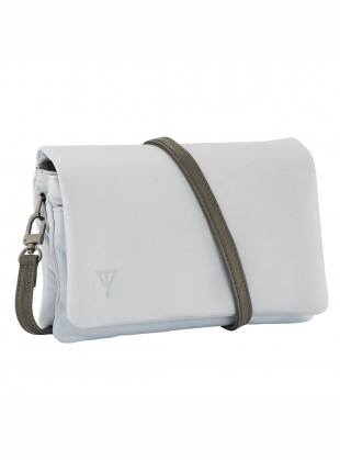FRANCES Shoulder Bag in Ice by Taylor Yates