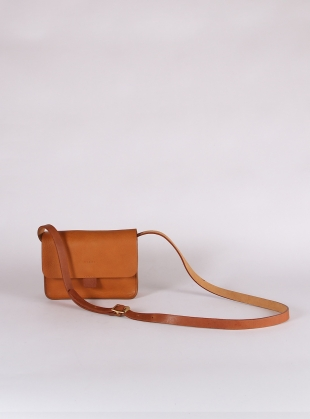 TAB BAG in Faggio by Kate Sheridan