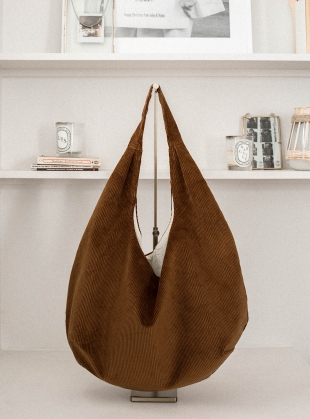 DYLAN BAG in Camel by Zephyr