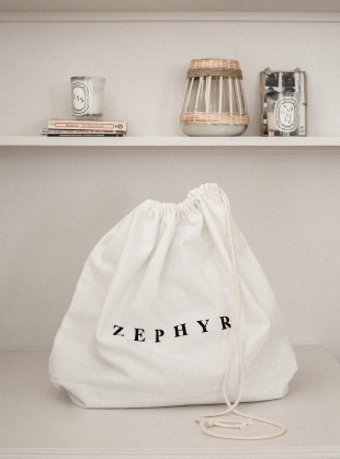 Young British Designers: DYLAN BAG in Camel by Zephyr