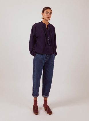 Young British Designers: DOVER JEANS by SIDELINE
