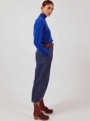 Young British Designers: DOVER JEANS - Last pair (L) by SIDELINE