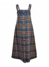 SOL WOOL PINAFORE DRESS - Last one (XXS)
