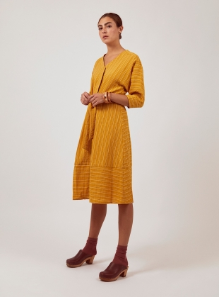 Marigold TEO DRESS by SIDELINE