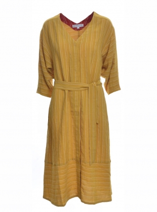 Marigold TEO DRESS - Last one (XS) by SIDELINE