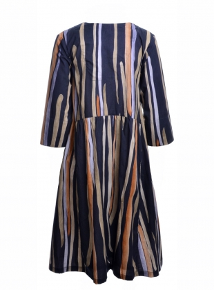 Young British Designers: MALLEE SMOCK DRESS. Gumtree Print by COR Clothes