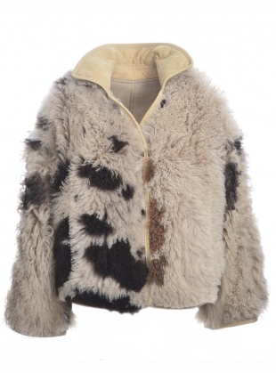 Avis Reversible Sheepskin Jacket by Cawley