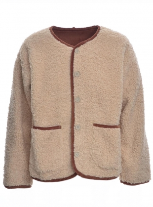 Young British Designers: Reversible LEO JACKET - Last one (S) by SIDELINE