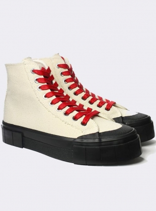 BAGGER 2 High Top- Natural & Black by Good News