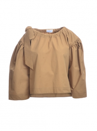 BARCO BLOUSE. Khaki - Last one (XXS) by Cawley