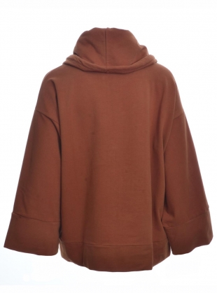 Young British Designers: SIMONE ORGANIC COTTON SWEAT TOP  - Last one (L) by Beaumont Organic