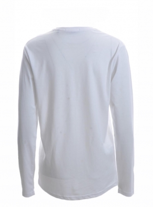 Young British Designers: COO Unisex Long Sleeve T-Shirt by Simeon Farrar