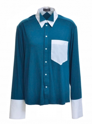 JERSEY BOY SHIRT by Harriet Eccleston