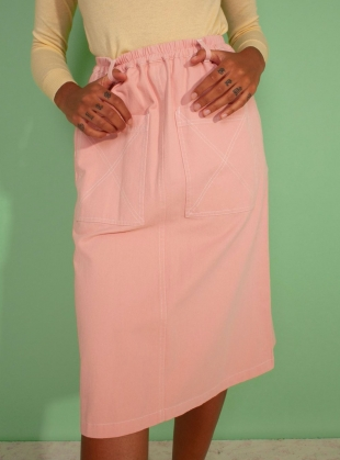 HARPER SKIRT. Pink by LF Markey