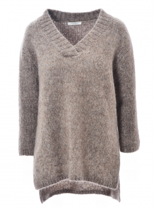 Young British Designers: AUSTYN-MARIE Alpaca & Organic Cotton JUMPER by Beaumont Organic