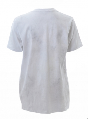 Young British Designers: T-SHIRT. Flower Wash by Simeon Farrar